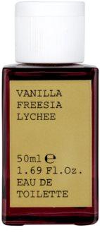 Korres Vanilla, Freesia & Lychee eau de toilette pentru femei 50 ml