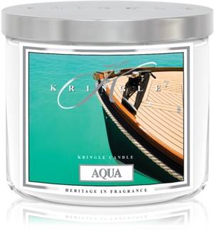 Kringle Candle Aqua lumânare parfumată  411 g I.
