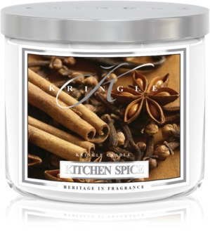 Kringle Candle Kitchen Spice vonná sviečka 411 g I.