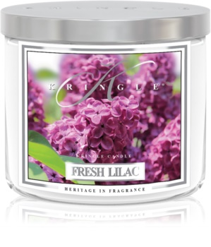 Kringle Candle Fresh Lilac Scented Candle 411 g I.
