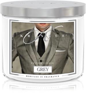 Kringle Candle Grey vonná sviečka 411 g I.