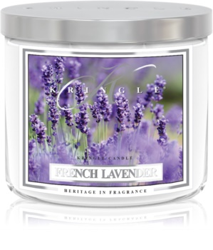 Kringle Candle French Lavender dišeča sveča  411 g I.