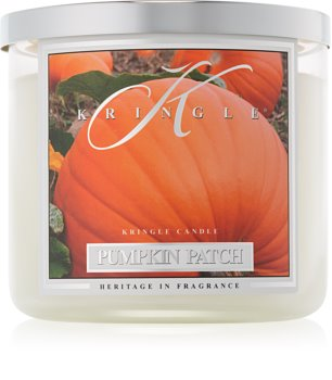 Kringle Candle Pumpkin Patch scented candle