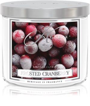 Kringle Candle Frosted Cranberry vonná svíčka 411 g I.