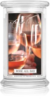Kringle Candle Rosé All Day vonná sviečka 624 g