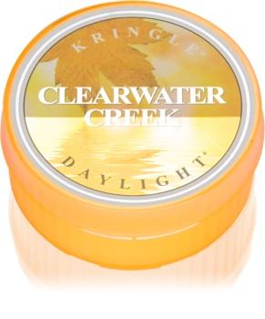 Kringle Candle Clearwater Creek čajna sveča