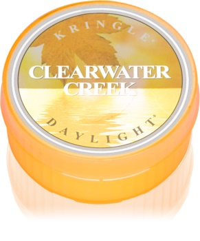 Kringle Candle Clearwater Creek čajová svíčka 42 g
