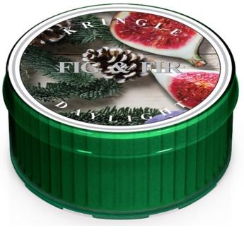 Kringle Candle Fig & Fir čajna sveča 42 g