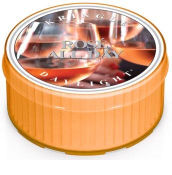 Kringle Candle Rosé All Day čajová svíčka 42 g