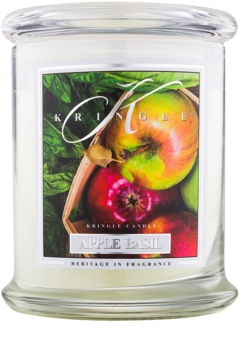 Kringle Candle Apple Basil vonná svíčka 411 g