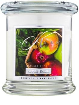 Kringle Candle Apple Basil dišeča sveča  127 g