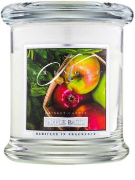 Kringle Candle Apple Basil scented candle