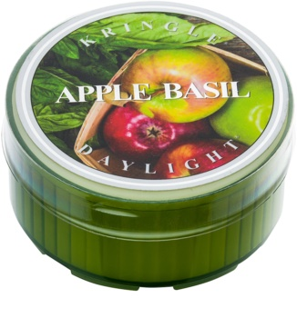 Kringle Candle Apple Basil Tealight Candle 35 g