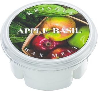Kringle Candle Apple Basil ceară pentru aromatizator 35 g