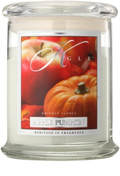 Kringle Candle Apple Pumpkin Scented Candle 411 g