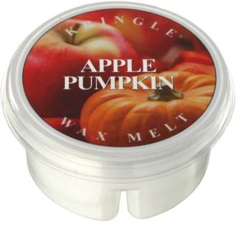Kringle Candle Apple Pumpkin illatos viasz aromalámpába 35 g