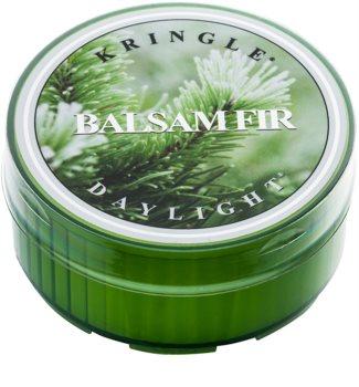 Kringle Candle Balsam Fir tealight candle