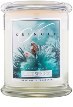 Kringle Candle Blue Spruce vela perfumado 411 g