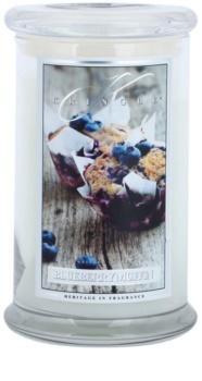 Kringle Candle Blueberry Muffin vela perfumada