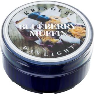 Kringle Candle Blueberry Muffin bougie chauffe-plat 35 g