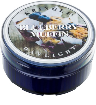 Kringle Candle Blueberry Muffin candela scaldavivande 35 g