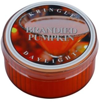 Kringle Candle Brandied Pumpkin čajna sveča 35 g