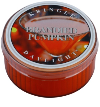 Kringle Candle Brandied Pumpkin tealight candle