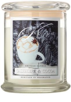 Kringle Candle Cashmere & Cocoa lumanari parfumate  411 g