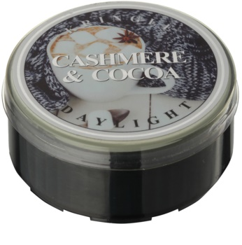 Kringle Candle Cashmere & Cocoa čajna sveča