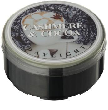 Kringle Candle Cashmere & Cocoa teamécses 35 g