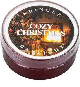 Kringle Candle Cozy Christmas teamécses 35 g