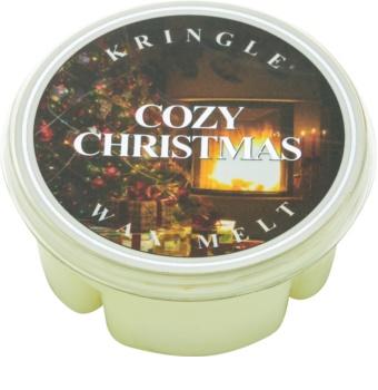Kringle Candle Cozy Christmas tartelette en cire 35 g