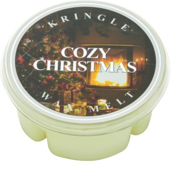 Kringle Candle Cozy Christmas wosk zapachowy 35 g