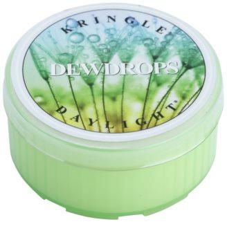 Kringle Candle Dew Drops čajna sveča 35 g