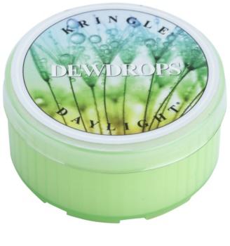 Kringle Candle Dew Drops čajová sviečka