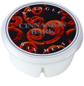 Kringle Candle Cinnamon Bark cera derretida aromatizante 35 g
