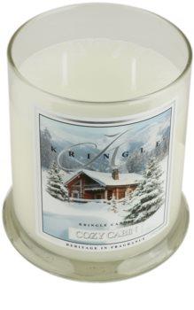 Kringle Candle Cozy Cabin vonná svíčka 411 g
