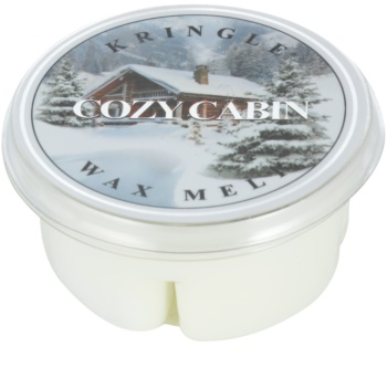 Kringle Candle Cozy Cabin cera derretida aromatizante 35 g