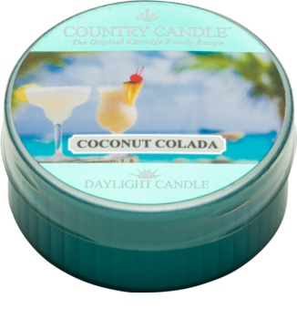Country Candle Coconut Colada čajová sviečka 42 g