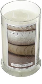 Kringle Candle Comfy Sweater bougie parfumée 624 g