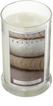 Kringle Candle Comfy Sweater lumânare parfumată  624 g