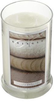 Kringle Candle Comfy Sweater vonná sviečka 624 g