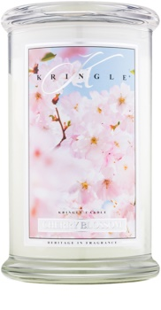 Kringle Candle Cherry Blossom Scented Candle 624 g