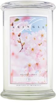 Kringle Candle Cherry Blossom vonná svíčka 624 g