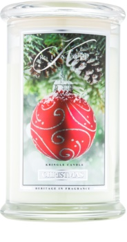 Kringle Candle Christmas vonná sviečka 624 g