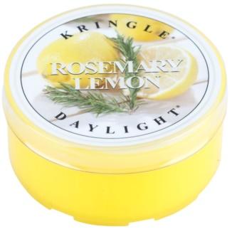 Kringle Candle Rosemary Lemon čajová svíčka 35 g