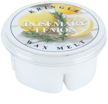 Kringle Candle Rosemary Lemon cera derretida aromatizante 35 g