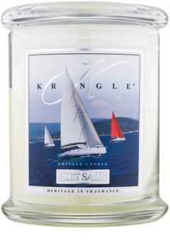 Kringle Candle Set Sail dišeča sveča