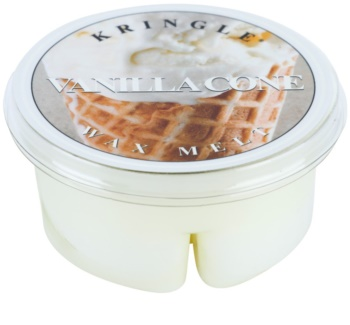 Kringle Candle Vanilla Cone ceară pentru aromatizator 35 g