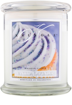Kringle Candle Vanilla Lavender Scented Candle 411 g